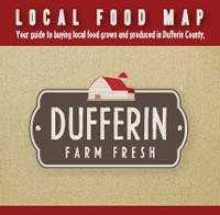 Dufferin Farm Fresh Map