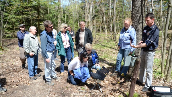 Trail Counter Workshop #2 - May 2012
