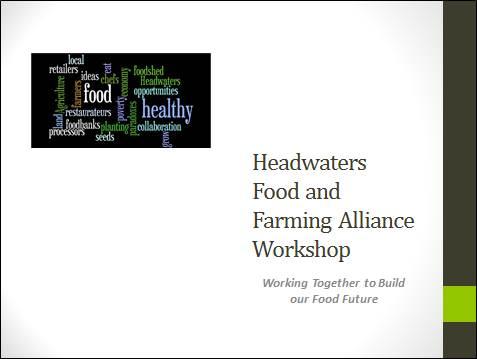 May 6&& Workshop Presentation