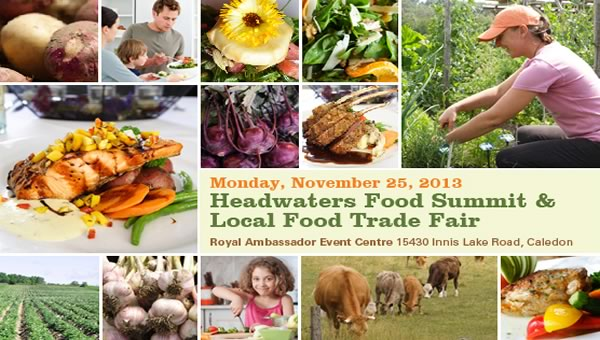 Headwaters Food Summit 2013