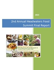 The Headwaters 2nd Annual Food Summit Report