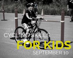 Kids Bike Skills