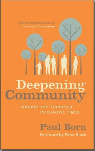 Deepening Community  BUILDING COMMUNITIES THAT SUSTAIN US